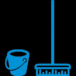 Reinigungsservice Icon